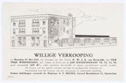 Hanzenstraat, Jan 76-70