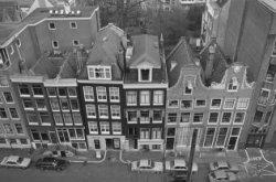 Westermarkt 2 (ged.)-16 (ged.) (v.r.n.l.), gevels, gezien vanaf de Westerkerk