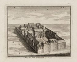 ''t Klooster van Bethaniën. Ao. 1544