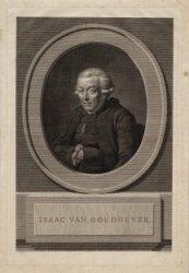 Isaac van Goudoever (26-10-1720 / 17-09-1793)