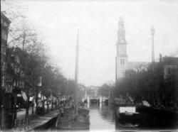 Prinsengracht richting Westermarkt