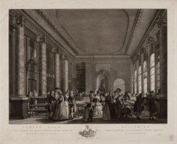 Felix Meritis, Keizersgracht 324. Interieur gehoorzaal op de eerste etage aan de…