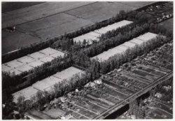 Luchtfoto van de Binnendijkse Buitenvelderse Polder gezien in noordoostelijke ri…