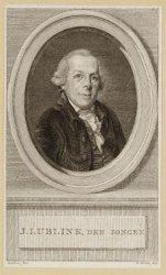 Joannes Lublink de Jonge (1736-1816)