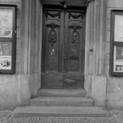 Keizersgracht 324, Felix Meritis, ingangspartij