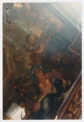 Plafondschilderingen in het achterhuis, Keizersgracht 162