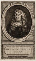 Nicolaas Heinsius (29-07-1620 / 07-10-1681)
