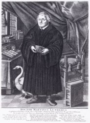 Doctor Martinus Lutherus