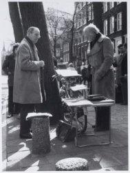 Voorburgwal, Nieuwezijds (tussen nrs. 264-302)