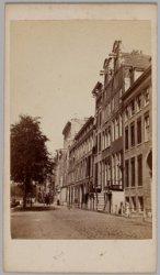 Keizersgracht tussen Nieuwe Spiegelstraat en Leidsestraat met het pakhuis Java v…
