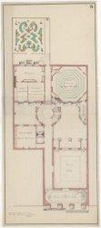 Prijsvraagontwerp voor gebouw Felix Meritis, Keizersgracht 324, blad B