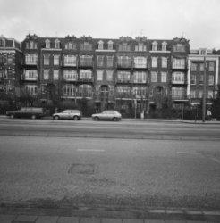 Linnaeusstraat 43 (ged.) - 49, voorgevels en voortuinen