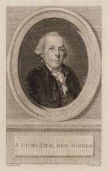 Johannes L. Lublink den Jongen (09-02-1736 / 24-11-1816)