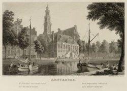 Amsterdam. L'Église Occidentale