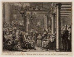 Le Chipur, ou le Jour du Pardon tel qu'il se celèbre chez les Juifs Allemands