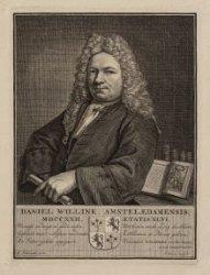 Daniel Willink (31-05-1676 / 16-10-1722)