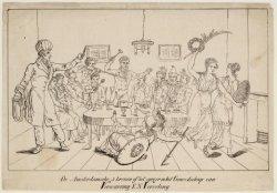 De Amsterdamsche 3 kronen of het oproer in het Genootschap van Verwarring en Ver…