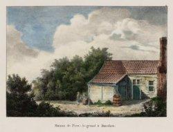 Maison de Pierre-le-grand à Zaandam