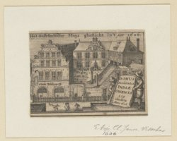 Het Oost-Indische Huys, ghesticht in't jaer 1606