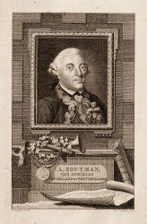 Johan Arnold Zoutman (10-05-1724 / 07-05-1793)