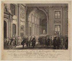 Vaderlijke onderhandelingen van een Amsterdamschen Burgemeester | Henrik Hooft D…