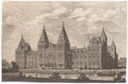 Stadhouderskade 42, Rijksmuseum