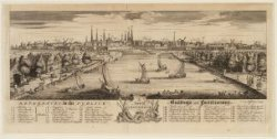 A View of Amsterdam, references to the publick, buildings and fortifications