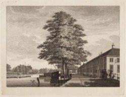 De Amstel in noordelijke richting gezien vanaf Nieuwe Keizersgracht