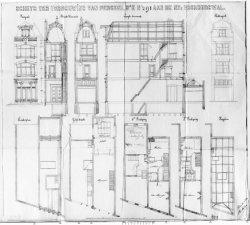 Voorburgwal, Nieuwezijds 289-291