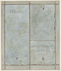 Drie graven in de Nieuwe Kerk, waaronder die van Hendrik Hooft en Joost van den …