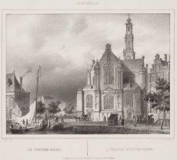 De Wester-Kerk/L'Eglise Wester-Kerk