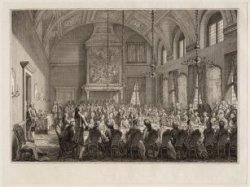 Bezoek van Willem V aan Amsterdam