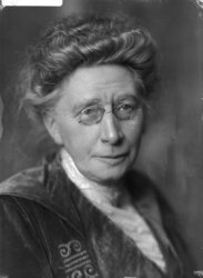 Portret van Catharina van Rennes (1858-1940)