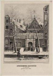 Athenaeum Illustre te Amsterdam, gesticht Anno 1631