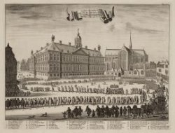 Lyk-statie van den Heere Michiel de Ruyter, Hartog, Ridder, etc. Luytenant Admir…