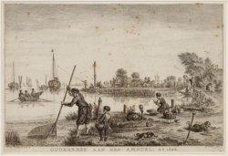 Ouderkerk aan den Amstel, Anno 1622