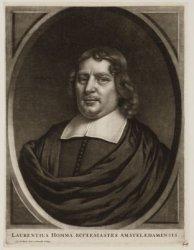 Laurentius Homma (1626-1681)