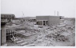 Machinegebouw, bouw