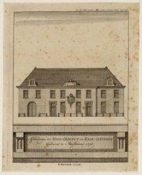 De Stads Geschut-en Klokkengieterij, Lijnbaansgracht 55-56 hoek Gietersstraat. T…