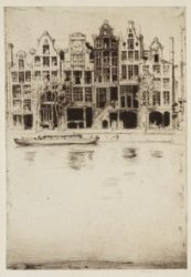Old Amsterdam, or Souvenir of Amsterdam