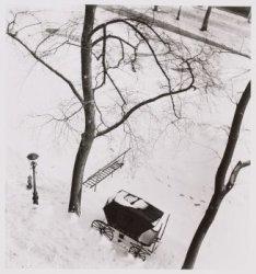 Keizersgracht in de sneeuw