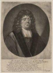 Gerbrandus van Leeuwen (09-09-1643 / 11-05-1721)