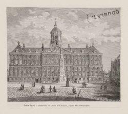 Palais du Roi à Amsterdam