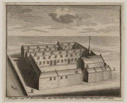 Klooster van St. Margaretha, der Bervoeters en Huyszitten Magazyn, Anno 1544