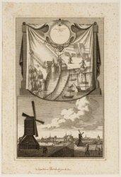 De Haarlemme Poort - De Haarlemmer Poort buijten te zien