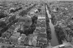 Westermarkt 1 - 37 gezien vanuit de Westerkerk richting het zuiden