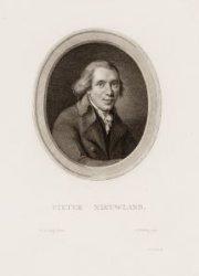 Pieter Nieuwland (1764-1794)