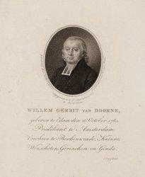 Willem Gerrit van Doorne (26-10-1781 / 11-02-1851)