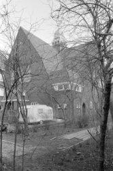 De Wittenkade 111, Nassaukerk uit 1926 van architect H.G. Krijgsman