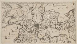 Het Blocqueeren van Amsterdam, door de troepen van Willem de Tweede, Prins van O…